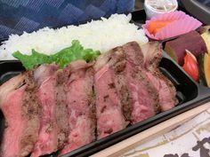 浅草鉄板亭「サーロインステーキ弁当」