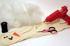 The Scrap Shoppe: Homemade Christmas Decor - Crafts & Sutch