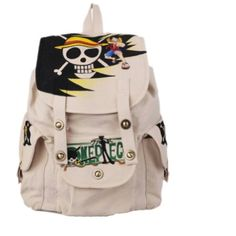 Korean College Cartoon One Piece Pattern Canvas Travel Students Backpack  - Click image twice for more info - See a larger selection of Girls teen  backpacks at http://kidsbackpackstore.com/product-category/girls-teen-backpacks/- kids, juniors, back to school, kids fashion ideas, teens fashion ideas,  school supplies, backpack, bag , teenagers,  boys, gift ideas