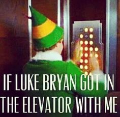 We love Luke Bryan