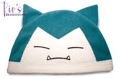 * Dieser Hut basiert auf Snorlax aus der Pokemon-Serie. Es ist großartig für…