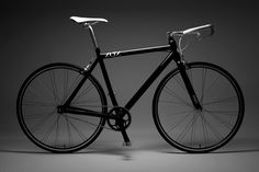 Dezeen   » Blog Archive   » Alta One bike by Frost Produkt, Norway Says and Bleed