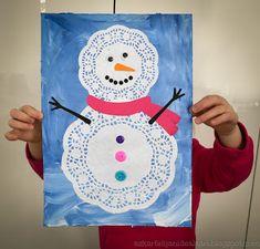 Christmas Angel Crafts, Preschool Christmas, Preschool Crafts, Holiday Crafts, Kids Crafts, Winter Art Projects, Winter Crafts For Kids, Art For Kids, Christmas Calendar