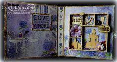 Romantic Provence CraftEmotions