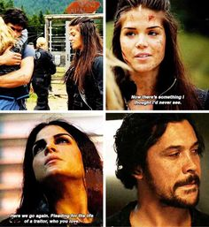 Octavia is the biggest Bellarke shipper The 100 Cast, The 100 Show, Movies Showing, Movies And Tv Shows, Series Movies, Tv Series, The 100 Serie, The 100 Quotes, The 100 Characters