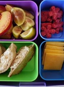 School Lunch Ideas, School Lunch Recipes and Videos | Weelicious  Also great baby food and family meal recipes.