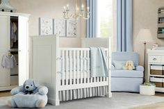 Cool Decorating Baby Room Ideas for Boys