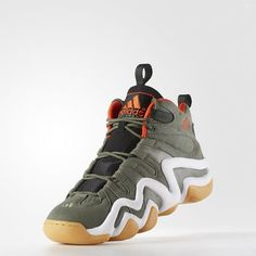 size 40 912df a3a03 adidas Crazy 8 Shoes - Green  adidas US Adidas Shoes, Shoes Sneakers,  Sneaker