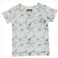 Kidscase shirtje SS15 www.MiniRepublic.nl #kidscase