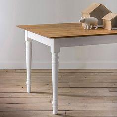 Table rectangulaire p querette plateau ch ne am pm la - Canape la redoute am pm ...
