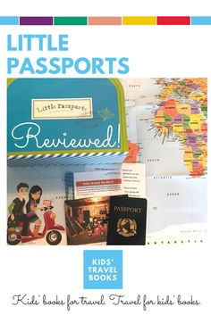 If you're a family that cares about other cultures, this subscription box is for you. Your kids will love it. Read more here.