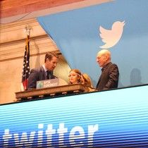 Meet The 9-Year-Old Who Rang The Opening Bell For Twitter's IPO