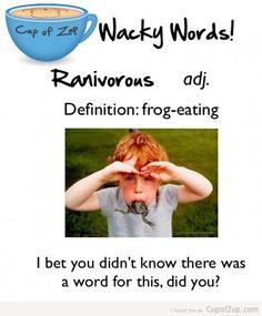 Ranivorous