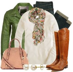 """""""Floral Fantasy"""" by qtpiekelso ❤ liked on Polyvore"""
