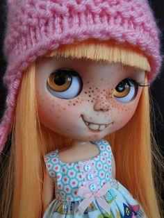 Ooak Vlastní RBL Blythe Doll Faceplates