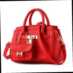 42.22$  Watch here - http://alijla.worldwells.pw/go.php?t=32753322452 - PU Leather Tote Bag Women Solid Satchel Cross Body Shoulder Bags Brand Bag Women Handbag 2016 Good Quality Hot Sale  42.22$