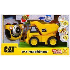 Caterpillar Toys E-Z Remote Control - Dump Truck
