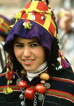 Africa   A traditional Berber bride. Morocco   Image © Ulla Ackermann