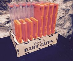 Ultimate Nerf Storage Boxes by RedmondCustomDesigns on Etsy