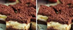 Vznešený jablečný koláč ve třech vrstvách se snadnou přípravou recept - Magnilo Swiss Roll Cakes, Tiramisu, Rolls, Food And Drink, Cookies, Ethnic Recipes, Desserts, Basket, Postres