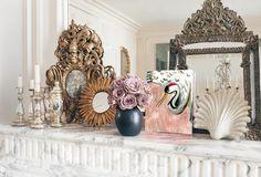 Muurdecoratie van Catchii geeft kleur aan je interieur. Kleurrijke wall art met vogels, vissen, bloemen, bladereren en meer.