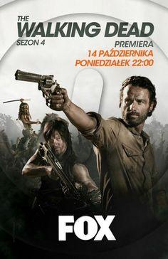 08/02/2015 The Walking Dead - plakat
