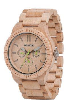 Kappa Beige   WeWOOD Wooden Watches