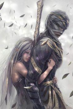 Rowan and Celaena