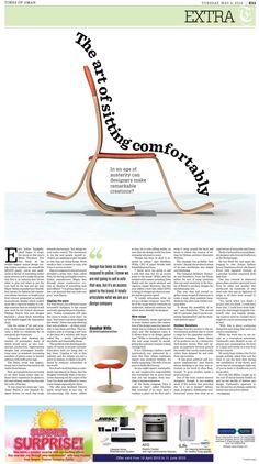 #Newspaper #Design #64 | @Times of Oman