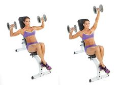 Build muscle and burn fat with this fast-paced and challenging superset workout for your upper body.