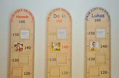 Messlatte+Kindermesslatte+mit+Fotorahmen+Taufe+von+Taufgeschenke-Kindermesslatten.de+auf+DaWanda.com