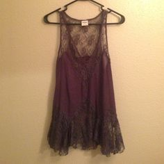 Free People lace blouse Free people lace blouse size Small Free People Tops Blouses