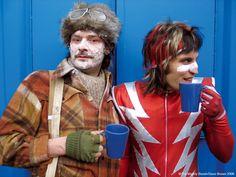 Boosh, Boosh, Stronger than a Moose...Julian Barratt and Noel Fielding