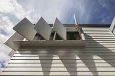 Peekaboo House By Carter Williamson Architects Local Design And Interiors Balmain, Nsw Image 22 Architecture Awards, Residential Architecture, Interior Architecture, Architects Sydney, Summer Hill, Windows And Doors, The Locals, Balmain, Building