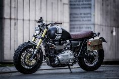 Down & Out Triumph T100