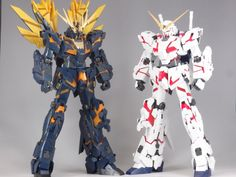 REVIEW: PG 1/60 Unicorn Gundam 02 Banshee Norn DESTROY MODE. No.21 Big Size Images http://www.gunjap.net/site/?p=275678