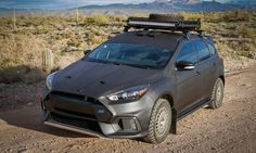Live Out Your Rally Adventure Dreams With This Perfectly Specced Ford Focus RS Ford Rs, Car Ford, Ford Fiesta Modified, Ford Focus Hatchback, Adventure Car, Ford Fiesta St, Eco Friendly Cars, Lifted Ford Trucks, Mustang Cars