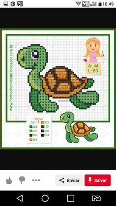 Cross Stitching, Cross Stitch Embroidery, Cross Stitch Patterns, Charts, Knitting, Crochet, Cross Stitch Borders, Monogram Tote, Animales