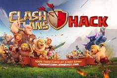 Download onze Clash of Clans edelstenenhack en ontvang grati