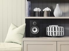 Altavoz Bowers & Wilkins B706 S2 Gloss Black