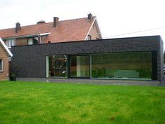 modern addition design interior