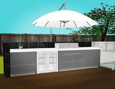 Outdoor Kitchens are our life. This is a concept we are currently working on which is taking shape. #outdoorkitchendesign #outdoorkitchen #alfrescokitchen #bbqkitchen #alfrescodining