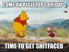 This is sooo my Christopher (pooh) n his lil piglet(me)!! Hehe