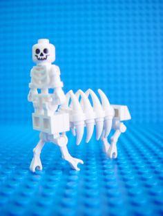 lego minifigure centaur ❤️❤️❤️