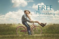 Memories Photoshop Action: FREE - Uplift Photoshop Actions