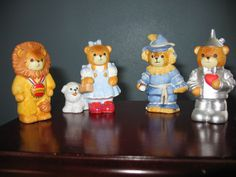 Vintage Lucy and Me Bears Wizard of Oz from by MerryOldLandOfOz, $36.00