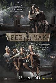 Thai Pee Mak Full Movie. Mak served in the war during the beginning of the Rattanakosin Dynasty. At war he became friends with Ter, Puak, Shin, and Aey, whose lives he saved. Once the war was over, Mak invited his ...