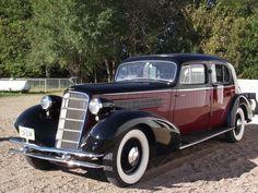 1934 Cadillac Fleetwood V12