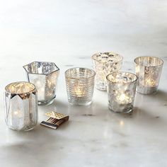 15 Chic Votives to Buy or DIY via Brit + Co.