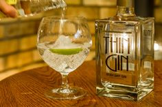 Our premium gin selection includes Thin Gin. Premium Gin, Pubs And Restaurants, B & B, White Wine, Alcoholic Drinks, Arms, Glass